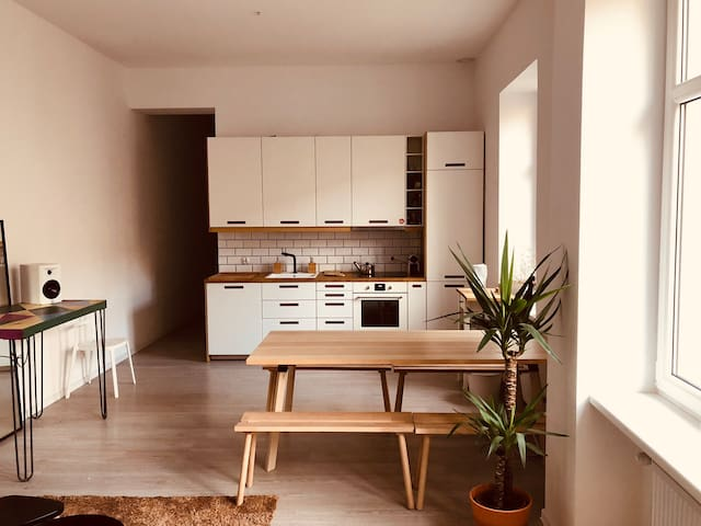 Cozy Apartment in the City Center Katowice