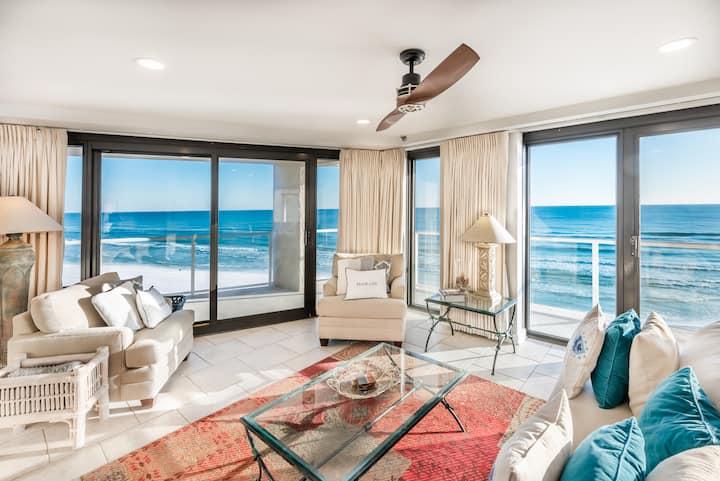 Beachfront Bliss! Sounds of the Beach!