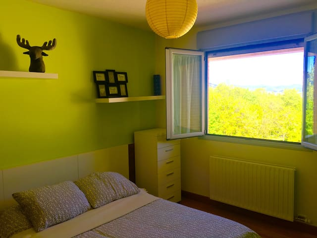 Cómodo apartamento a 5 min de Pamplona - Orcoyen - Appartement