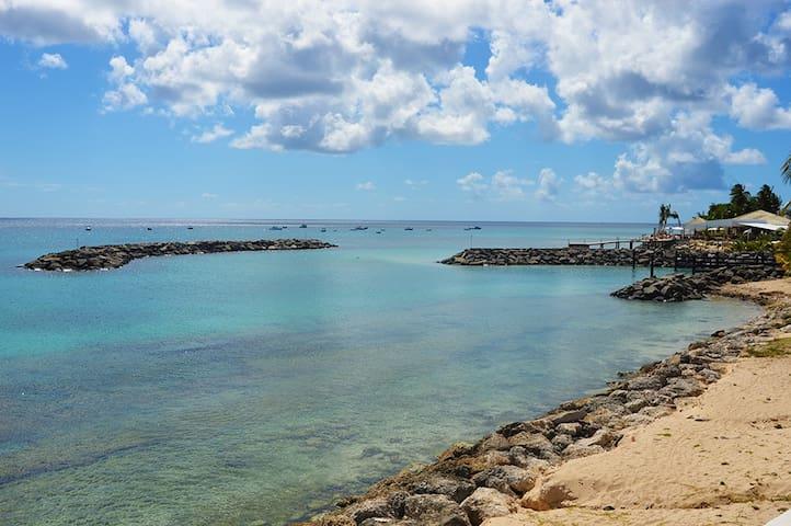 View of Nikki Beach