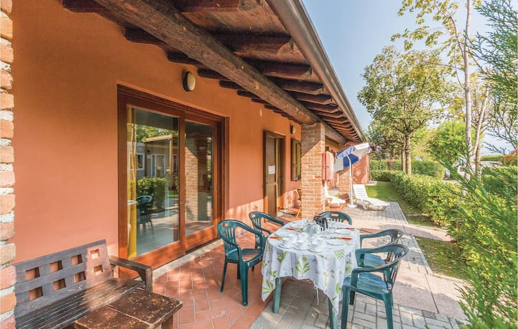Camping del Sole - GC Chalet