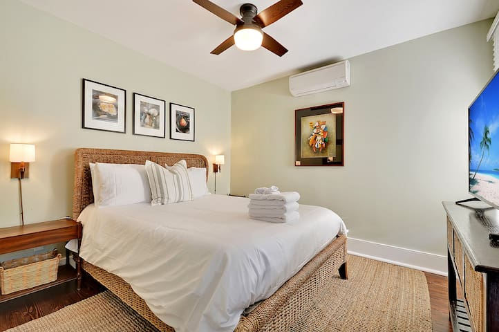 The Mint Suite (Historic Downtown) - Brand new renovation!