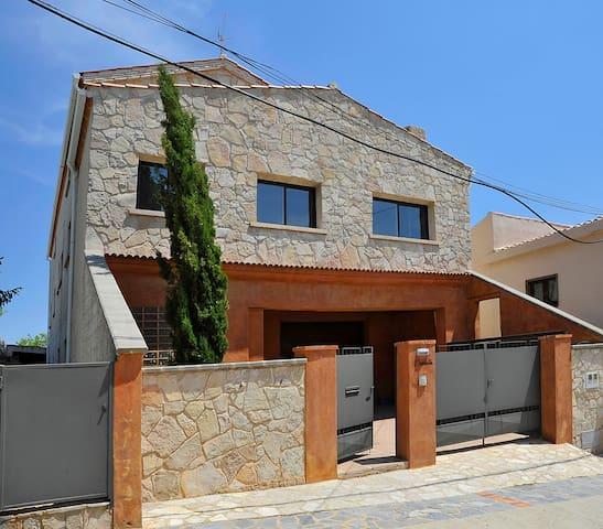 L´Eremita Vivienda turística rural en el Priorat - La Figuera - House