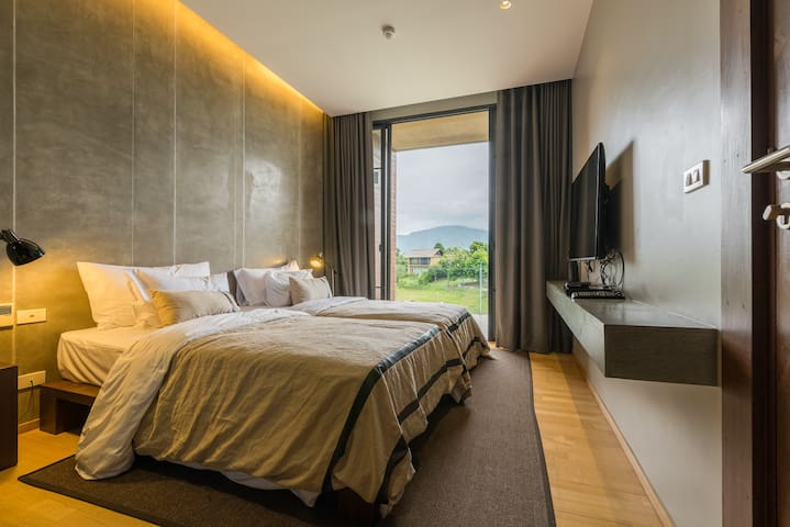 Khao Yai Luxury 2-bd Apartment at Atta Kirimaya