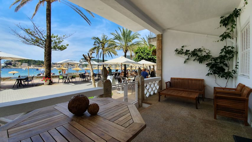 First Line Beach House in Sóller - 4 BedRooms