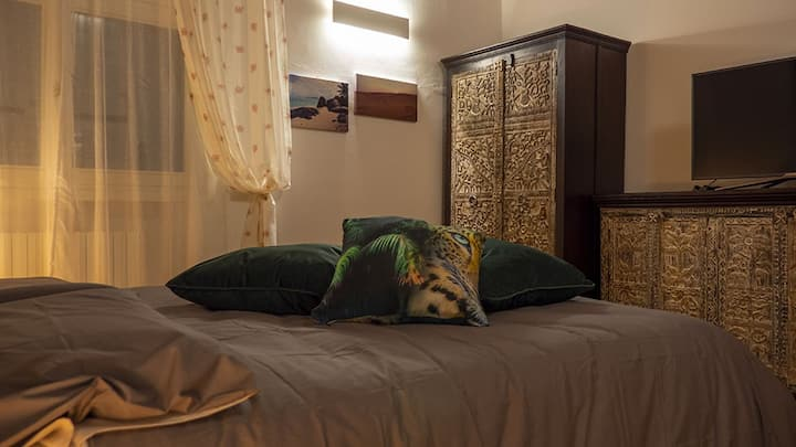 "Villa Matildis - Double room ""La mia Africa"""