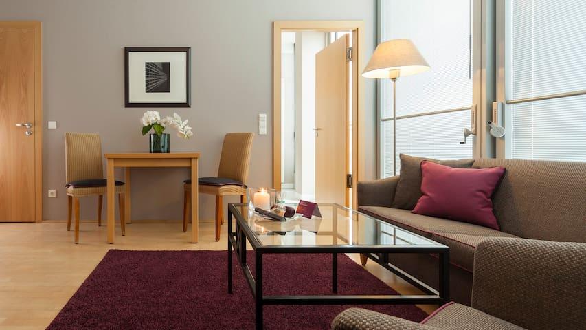 2 Zimmer Wohnung an der alten Oper - Frankfurt am Main - Lägenhet