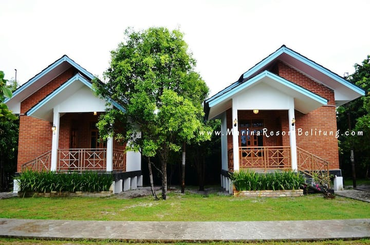 Cottage @ Marina Resort Belitung