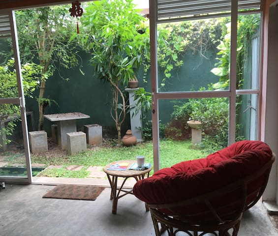Studio Loft in Colombo with Garden