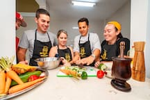 Check our NEW Airbnb Experience, Taste the Cuban Flavors with Entrepreneurs, a really cool cooking class ;)  https://es.airbnb.com/experiences/1260481