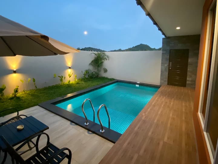 The Paddy Field Pool Villas - Villa Mahsuri