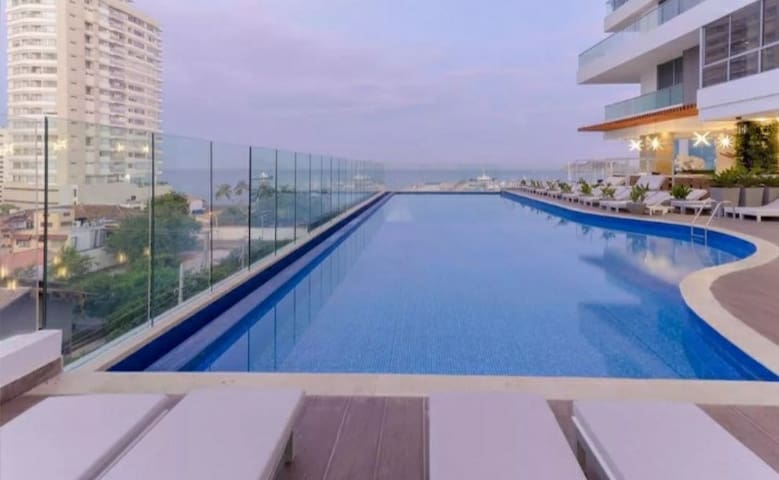 Grand Marina/hotel Marriot apartasuite