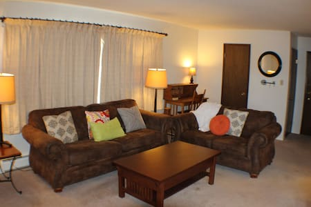 Fully Furnished 2 bedroom Apartment #7