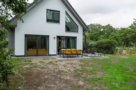 Modern Holiday Home in Texel with Garden