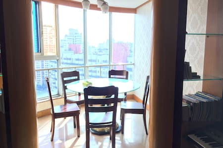 温州最市中心电梯公寓人民路上近五马街Wenzhou downtown apartment