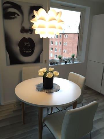 Moderne leilighet-sentrum av Gjøvik - Gjøvik - Apartment