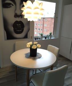 Moderne leilighet-sentrum av Gjøvik - Gjøvik - Apartmen