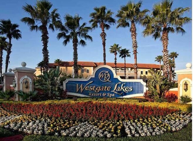 Westgate Lakes! Férias inesquecíveis em Orlando!!!