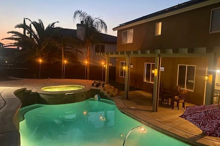 Private Room and Bath Pool Rental