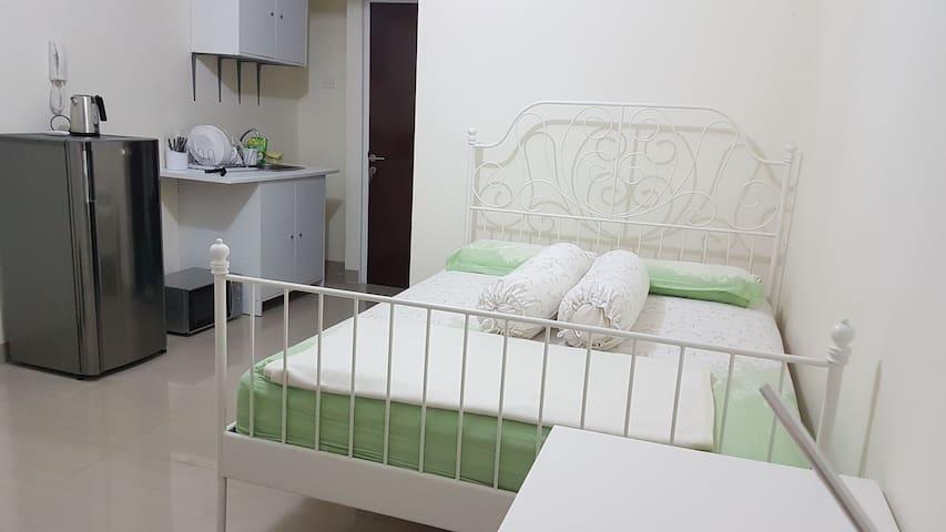 Nice and clean studio unit - Taman Melati Margonda