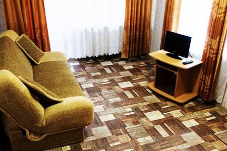 Недорогое жилье в центре Могилева