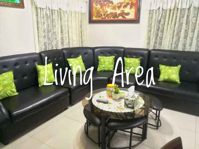 2BR 3TB House Near SM Lanang and Airport