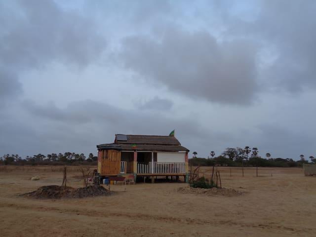 Bungalow, Mar-Lodj - Siné Saloum (le)