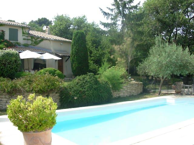 Villa en Colline - Caumont-sur-Durance - House