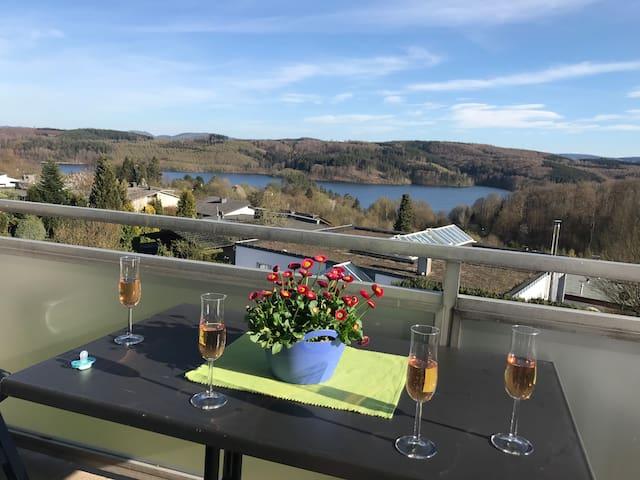 Sorpesee-Panorama Exklusiv