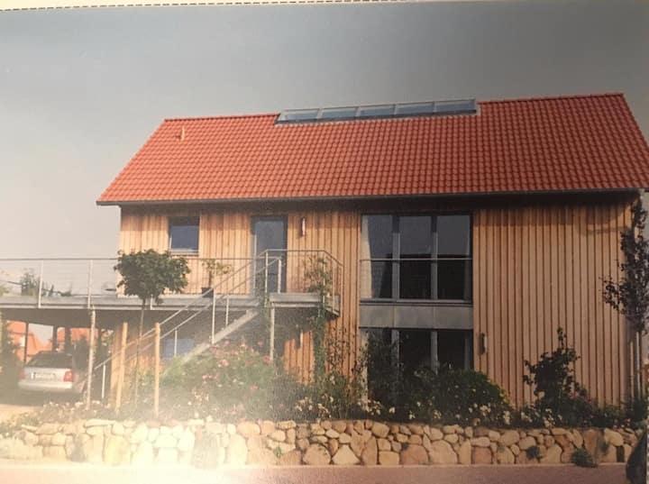 Obere Wohnung Gästehaus Lüneburg Süd