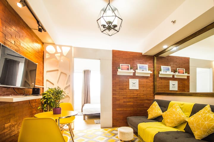 Cozy 1BR condo at Grace Residences (Taguig)