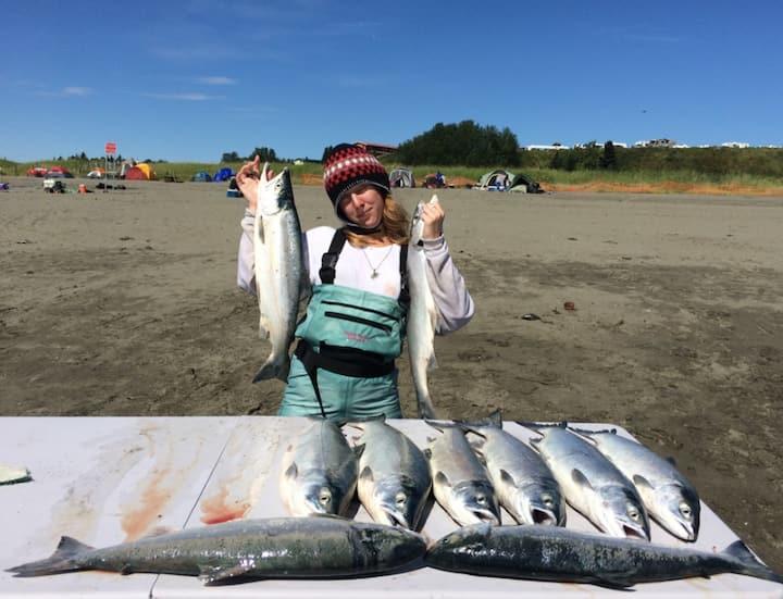 Kenai Fishing Escape