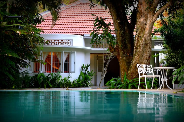 CozyNest - a quaint house in Galle town - กอลล์ - วิลล่า
