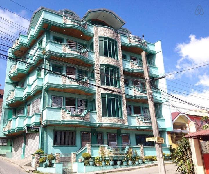 Large & Cozy 1BR Apartelle Unit