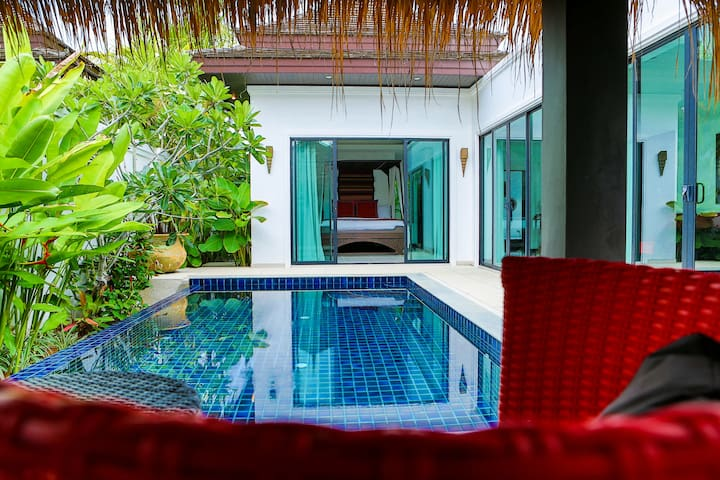 1 Bed Private Pool Villas Aelita, Bang Tao, Phuket - Phuket - Villa