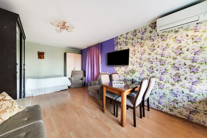 Уютный отдых в комфортных апартаментах в Царицыно