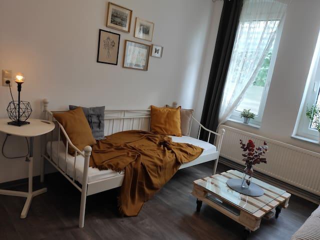 Comfy two-room flat in Hildesheim-Moritzberg