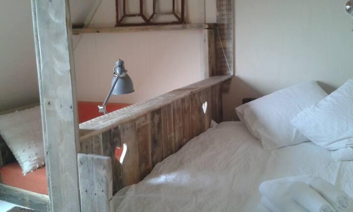 Fineterra - romantisch verblijf op Texel