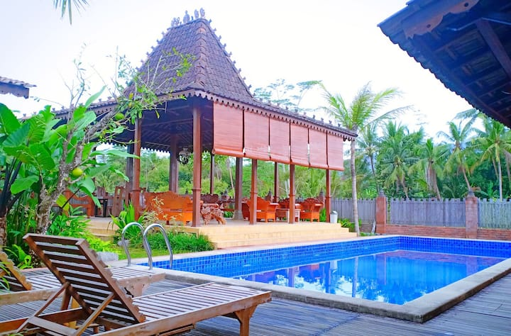 The Amrta Borobudur - Resort Private