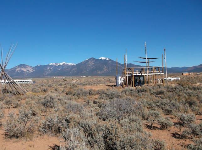 Taos' Mightiest Mini-Studio!