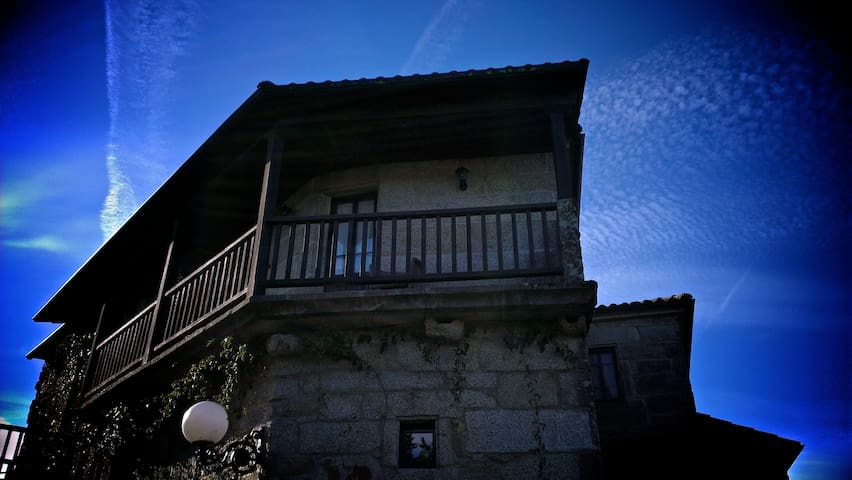 Casa Florinda: habitación rural - Pontevedra - Casa