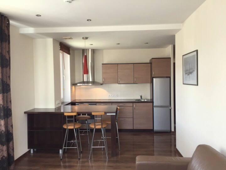 Minijos 11 apartment, close to downtown