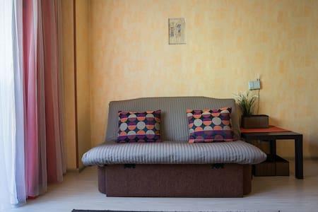 Уютная студия около отеля Европа