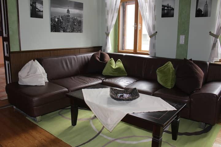 Wohnung 100m2  mit Balkon im Zentrum von Graz