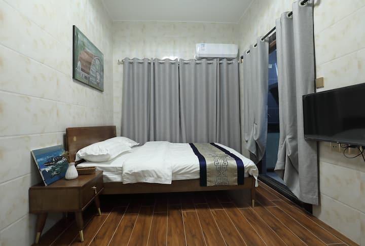 逢简水乡/一舍•公寓/简约大床房303