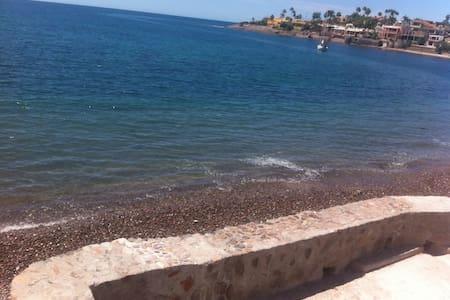 OCEAN FRONT SEA OF CORTEZ - San Carlos
