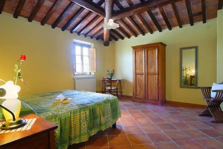 Holidayfarm Borgo degli Orti - Montaione - Wohnung