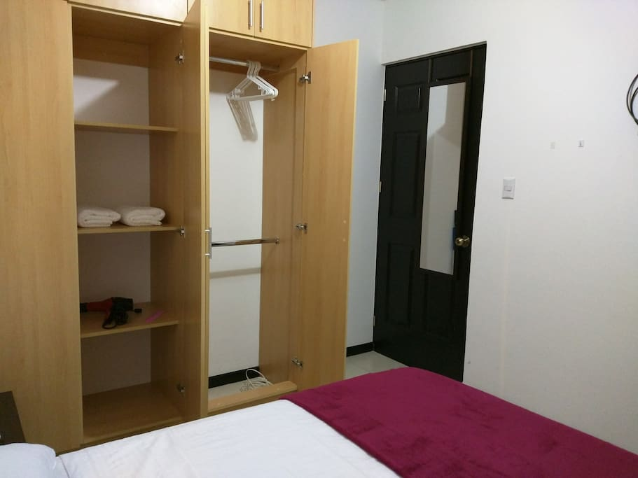 Closet (Room #2)