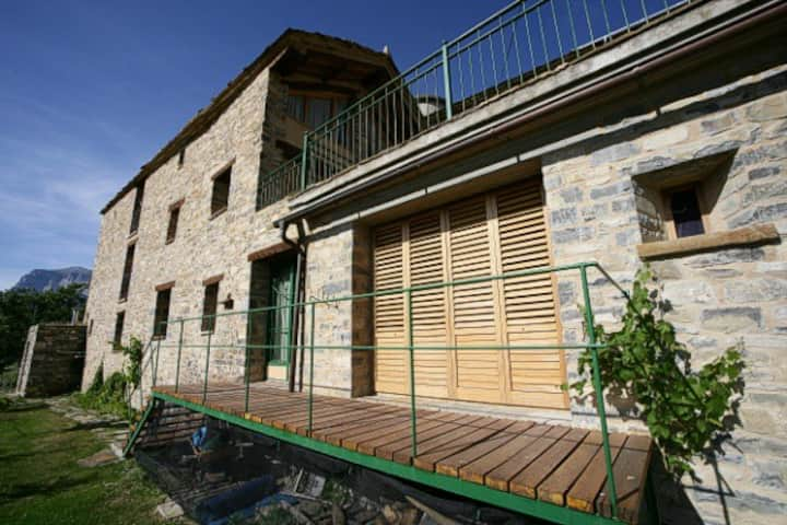 Casa rural reformada (8-10 pers.)  Ainsa, Ordesa
