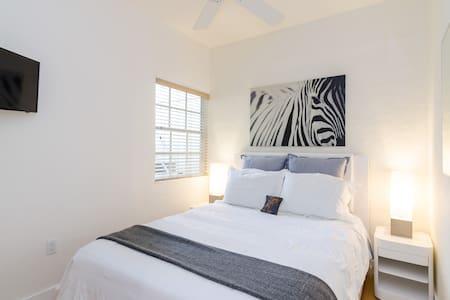 Private Room--Heart of South Beach - Miami Beach - Byt